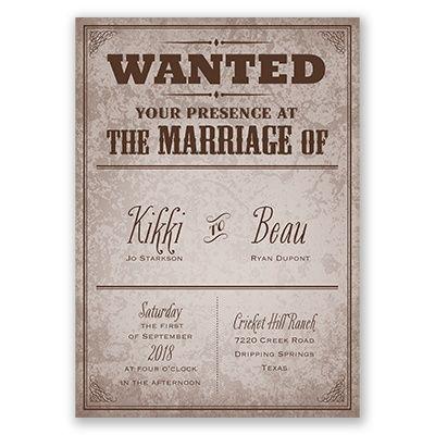 1000 ideas about Western Wedding Invitations – Free Western Wedding Invitation Templates