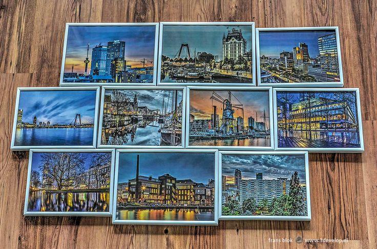 Rotterdam in de Randen van de Nacht: nieuwe expo in de Galerijgalerie