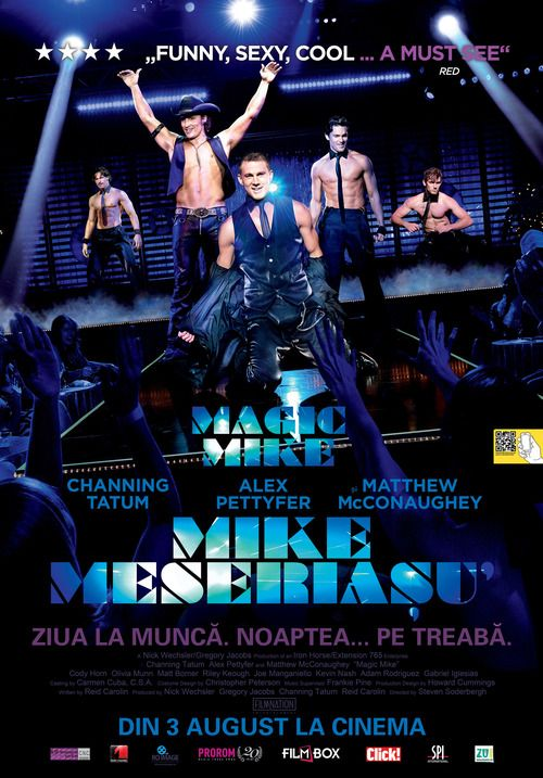 Watch Magic Mike (2012) Full Movie Online Free