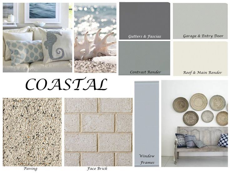 how to make a stucco house look coastal on the outside - Google Search #moodboardsandcolourtrends