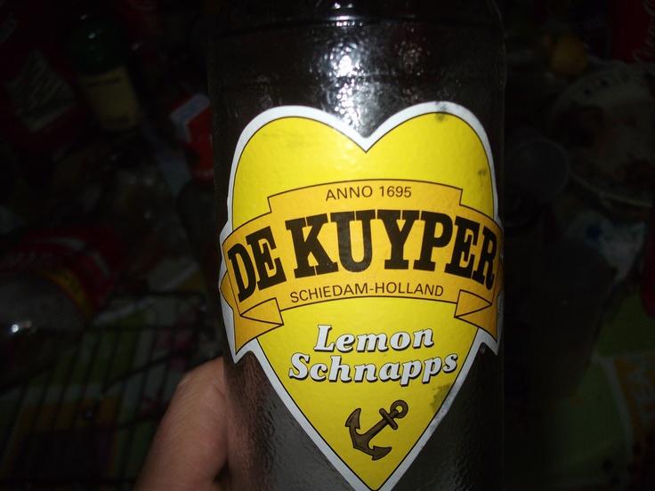 schnapps heart