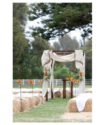 Fall Real Wedding Ideas