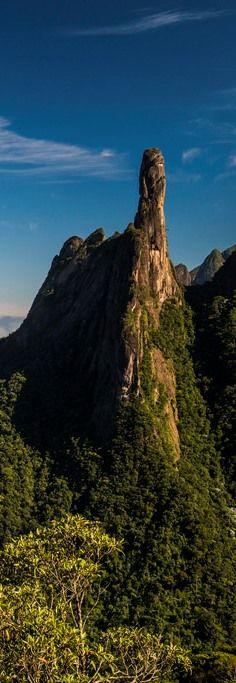 Dedo de Deus - Teresópolis - Rio de Janeiro