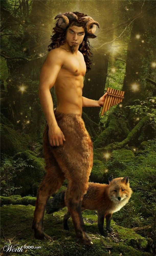 Pan; the Lord of the Wild. Pan is the only Greek god (other than Asclepius) who actually dies. The myth explains that the great Lord Pan dies due to there being no real wilderness in the world, thus attributing the pollution of the world to the death of Pan.