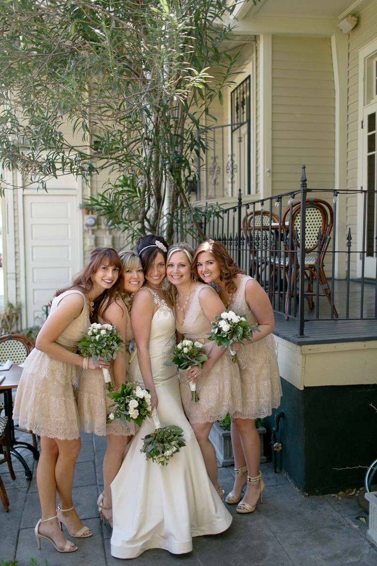 214 best bridesmaid dresses images on pinterest wedding blog intimate restaurant wedding in new orleans arte de vie photography bouligny tavern reverie ombrellifo Images