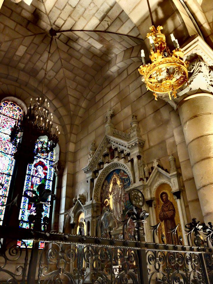 Cripta. Capilla de los Marqueses de Urquijo