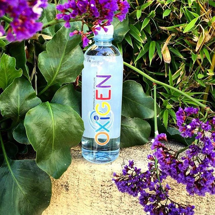 How much water do you drink daily? What kind of water do you prefer? Let us know! Or try to drink OXiGEN with us 30 minutes before or 1 hour after your meal and increase your stamina, improve your endurance and get greater mental clarity!