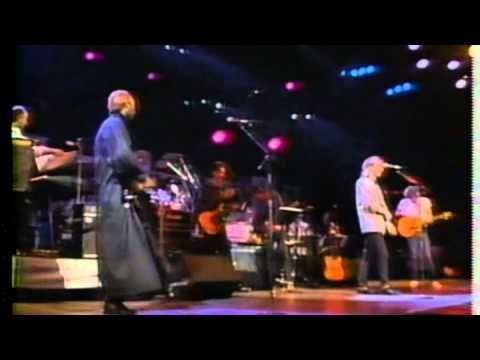BEE GEES - LIVE IN MADSON SQUARE GARDEN 1988 (LONELY DAYS AND JIVE TALKING)