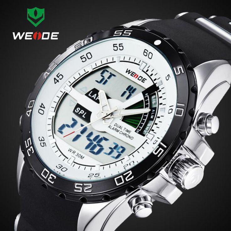 2016 WEIDE Brand Luxury Sport Watches For Men Digital Analog Shock Watch Army Military Waterproof Wristwatches Relogio WH1104     Tag a friend who would love this!     FREE Shipping Worldwide     Buy one here---> https://shoppingafter.com/products/2016-weide-brand-luxury-sport-watches-for-men-digital-analog-shock-watch-army-military-waterproof-wristwatches-relogio-wh1104/