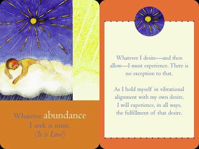 Whatever abundance i seek, is mine :)