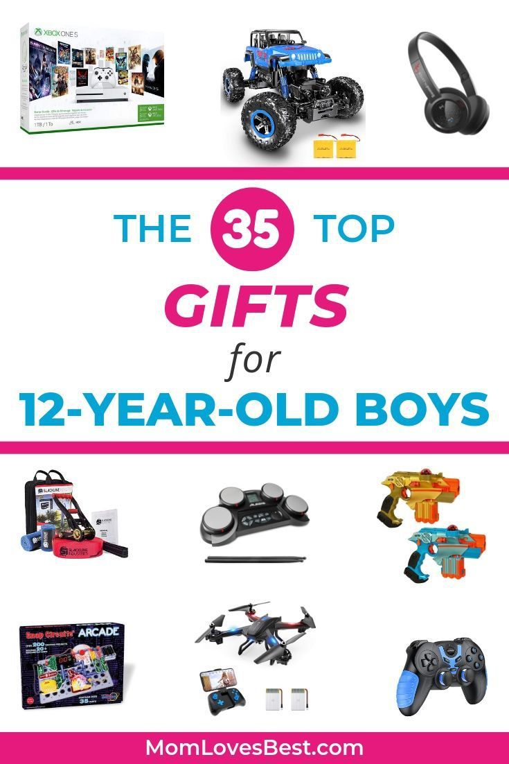 35 Best Toys And Gift Ideas For 12 Year Old Boys 2020 Picks Christmas Gift 12 Year Old Boy 4 Year Old Boy 12 Year Old Christmas Gifts