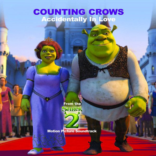 Accidentally In Love – Counting Crows