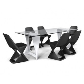 Cedric Ragot Iso Chair and Table