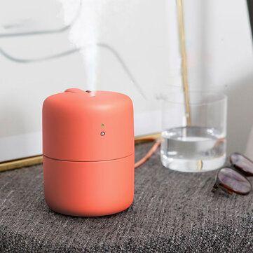 Vh 420 مللي Usb جهاز ترطيب سطح المكتب منقي الهواء الصامت معطر الزيت العطري In 2021 Humidifier Aroma Essential Oil Air Purifier