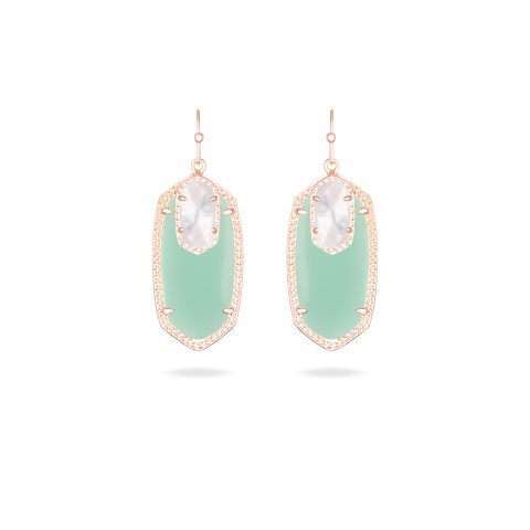 Emmy Drop Earrings- Customizable at the Color Bar™ by Kendra Scott.
