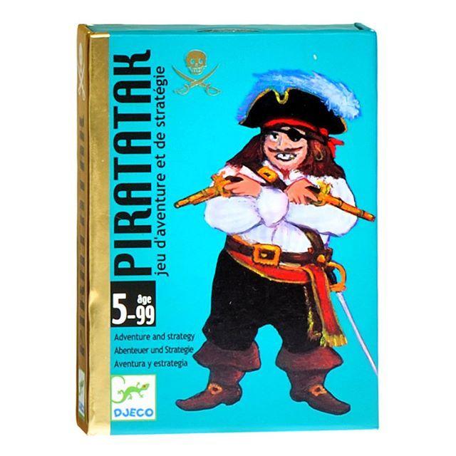 ♣️Карточная игра Пират (Djeco) ✅цена 849 руб. 🔶купить можно тут http://djeco-shop.ru/kartochnaya-igra-pirat 📝краткое описание: Цель этой увлекательной, стратегической игры заключается в том, чтобы как можно быстрее и раньше всех построить свой корабль. Игровой комплект состоит из 55 карт (24 карты «Корабль»+20 карт «Золото», 8 карт «Пират», 3 карты «Пушка). Карточная игра Пират (05113) обязательно заинтересует ваших малышей веселым времяпрепровождением. В колоде 55 карт, из которых 8 карт…