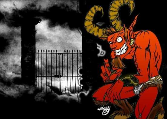 Hell satyr