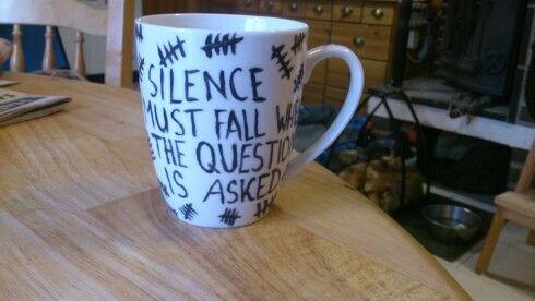 Mug DW.