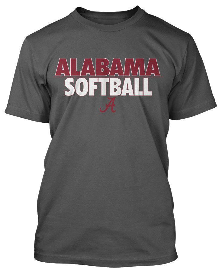 2015 Alabama Softball Tee