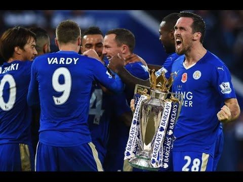 -. Leicester City's Party!