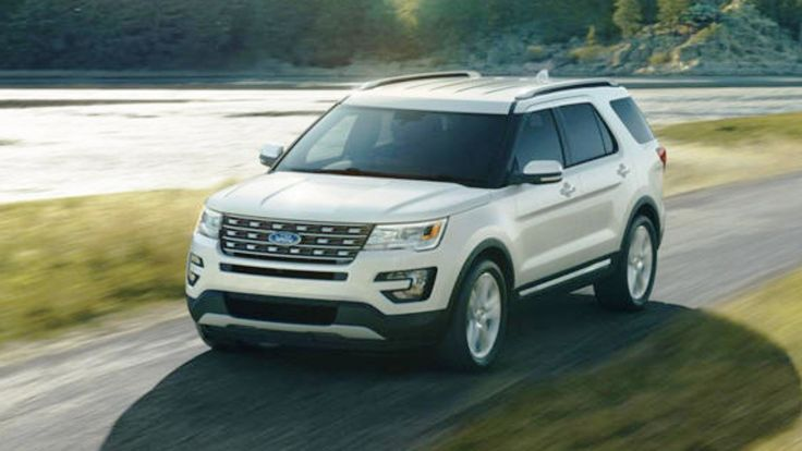 2016 Ford Expedition King Ranch Pictures HD Wallpapers