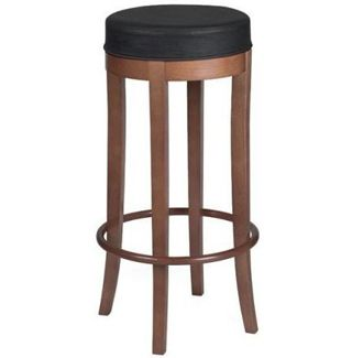 Samson II Stool   Furniture Options. Upholstered European beech timber bentwood barstool.