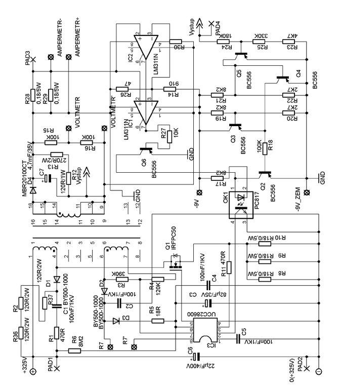 0 30v laboratory power supply