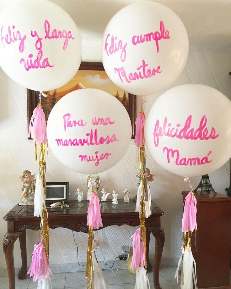 #díseloconglobos . . . . #bigballoons #balloons #globos #gift #regalo #decora