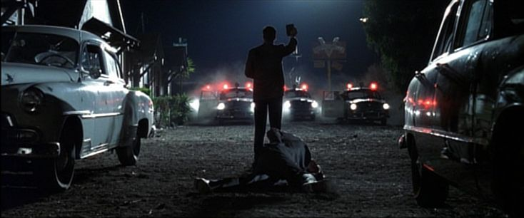 L.A. Confidential   Cinematography by  Dante Spinotti