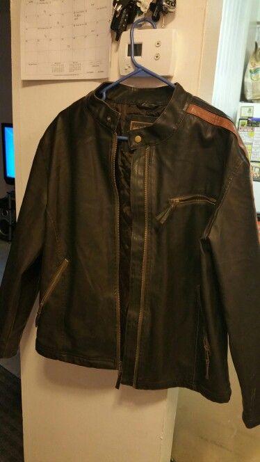 Arizona Faux leather jacket