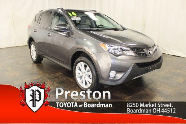 Used 2014 Toyota RAV4 for Sale in Boardman, OH – TrueCar