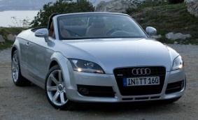 2008 Audi Roadster