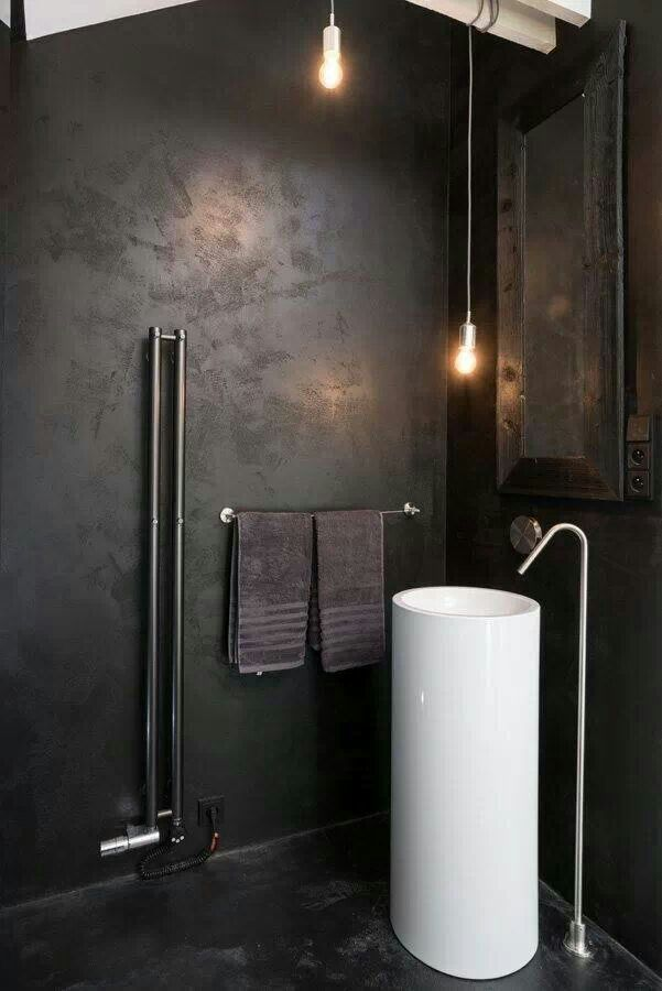 Top 10 Bathroom Decor Trends And 45 Examples   DigsDigs. 17 Best ideas about Industrial Bathroom Design on Pinterest
