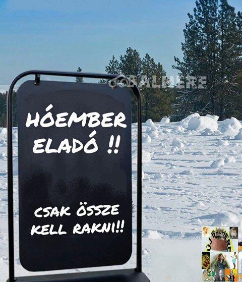 IKEA hóembert is forgalmazhatna :-) hehehe
