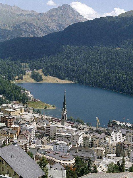 Sankt Moritz (Kanton Graubünden)