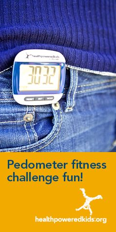 "Gather your family members or friends and get walkin' this summer! Track your step progress with Health Powered Kids' tracking sheets and ""virtual"" maps! http://www.healthpoweredkids.org/lessons/pedometer-fitness-challenge/"