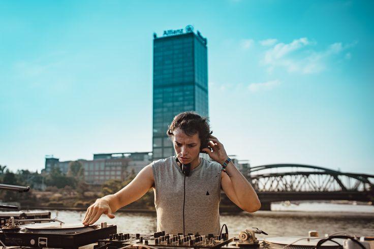 Alle Farben @ Warsteiner #musikdurstig boat @ Lollapalooza Berlin Festival 2016