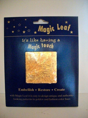 $7.99 Gold Flakes Leaf Sheets Magic Leaf Crafts 3 grams Embellishments New! Gilding