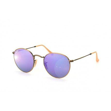 Γυαλιά Ηλίου Ray-Ban ROUND METAL RB 3447 167/1M