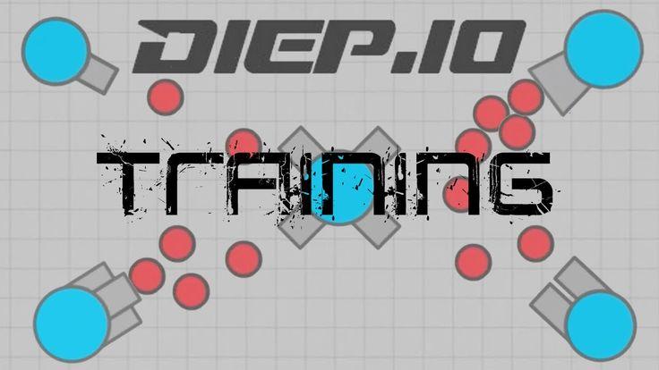 Diep.io | Training my DIEP skills