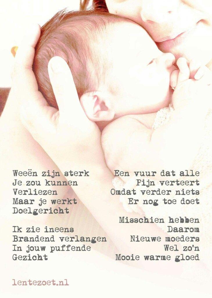 Nieuwe moeders