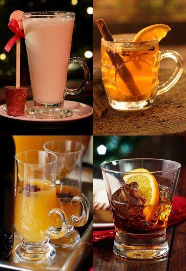 Drinki, które rozgrzewają!