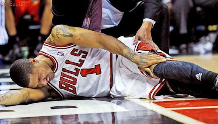 El drama del MVP Derrick Rose: se plantea la retirada con 29 años