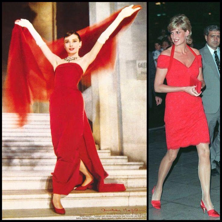 History of the colour red at fashionvoyeurism.com!