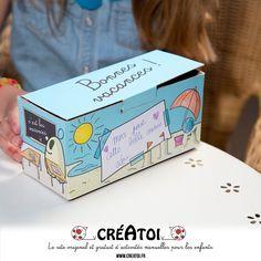 La boîte à gourmandises - Un cadeau facile et original à faire pour remercier ta maîtresse ou ton maître de cette belle année !