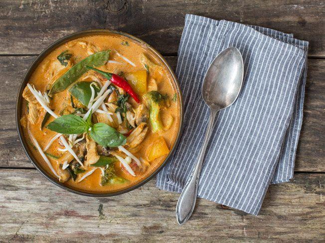 10 thailändische Rezepte, die nach Urlaub schmecken