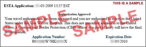 Para registar o seu ESTA on-line, irá precisar do seu passaporte, um endereço de correio eletrónico e um cartão de crédito ou débito. Se todos os dados estiverem corretos, e após verificação dos mesmos, a sua autorização ESTA será enviada em poucos minutos.