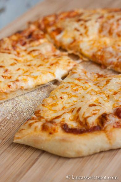 This is the VERY best homemade thin crust pizza I've ever had! Love this recipe.