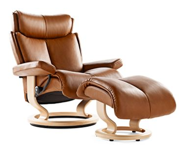 Ekornes -- Recliner chairs | Stressless Magic  These are amazingly comfortable!
