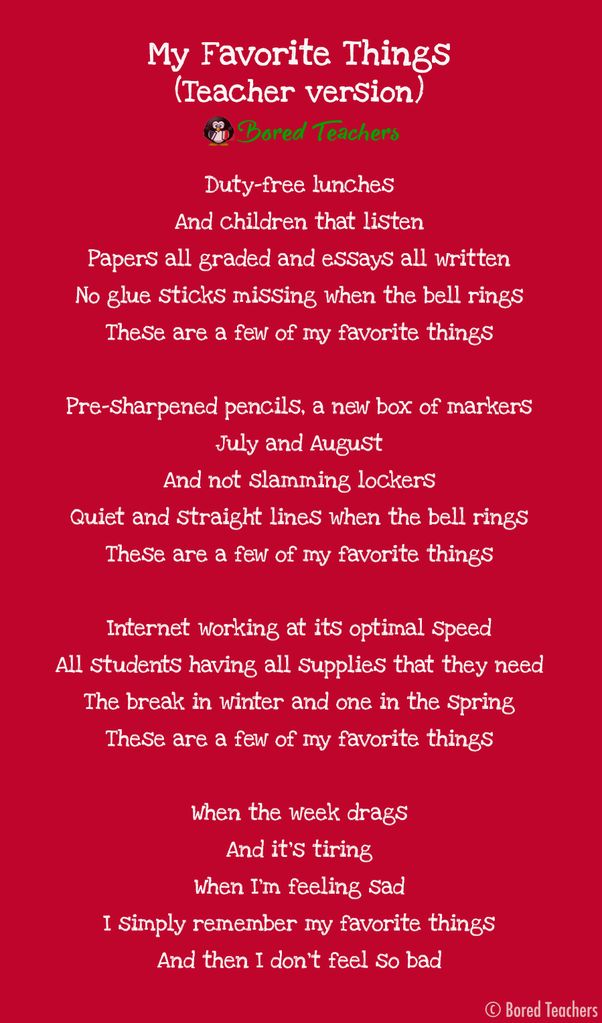 best teacher laughs images laughing teacher  these are a few of my favorite things as sung by teachers